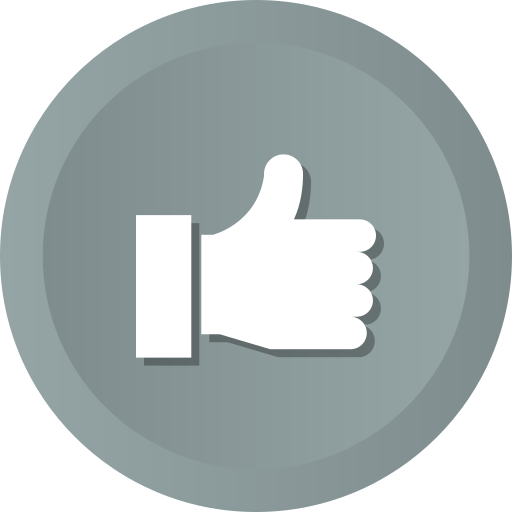 Like, Thumbs, Up, Hands, Gesture, Finger, Vote Icon Free Of Ios