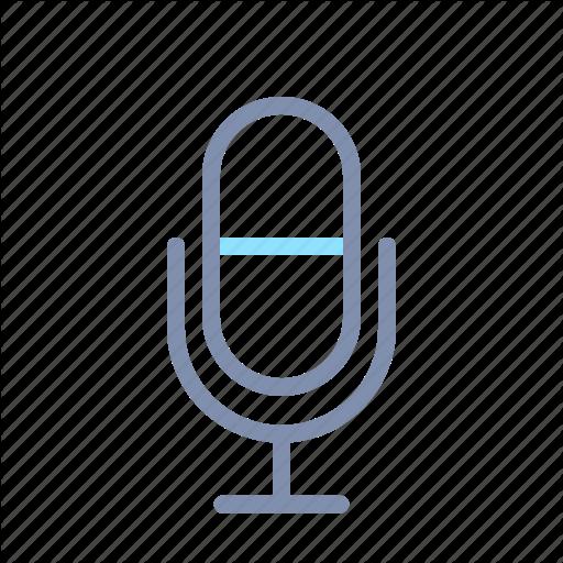 Audio, Instrument, Mic, Microphone, Music, Sound Icon