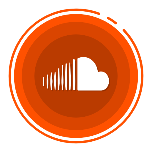 Soundcloud, Social Media Icons Icon