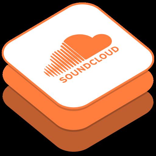 Soundcloud Icon Style Social Iconset Designbolts