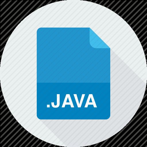 Java, Java Source Code Icon