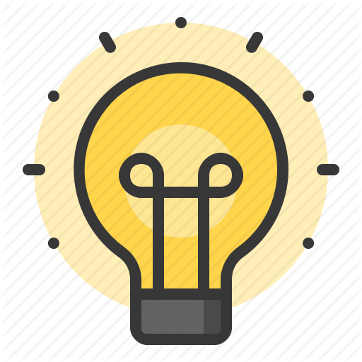 Bulb, Glow, Light, Of, Shine, Source Icon