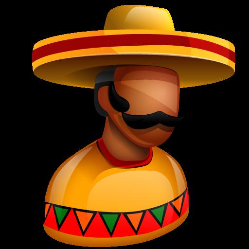 America, Mex South, Mexican, Sombrero, American, Latinos, Hat