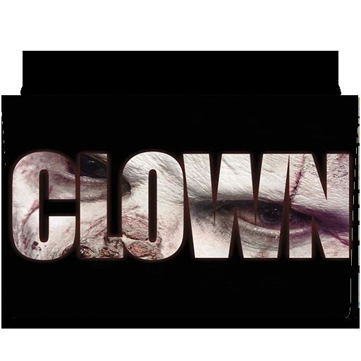 Clown Folder Icon Icon