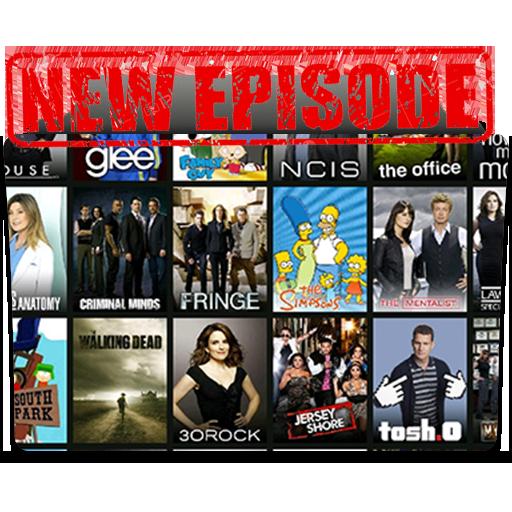 New Episodes Folder Icon