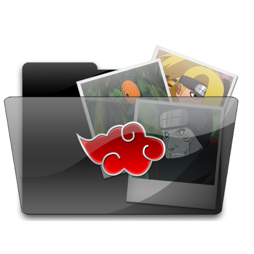 Photos Akatsuki Folder Icon