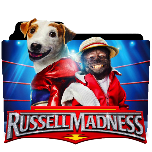 Russell Madness Folder Icon Icon