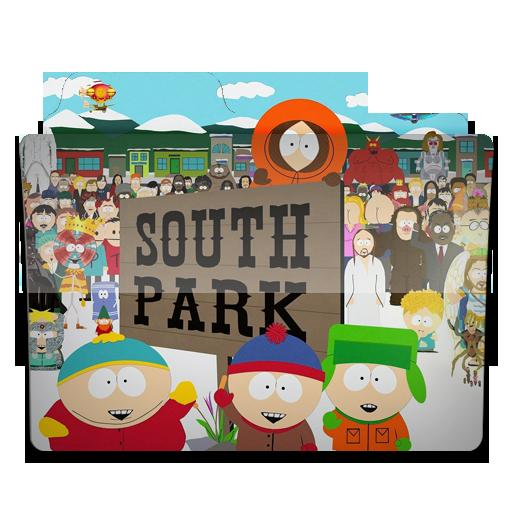 South Park Google Chrome App