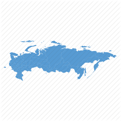 Country, Map, Navigation, Russia, Russian, Soviet, Union Icon