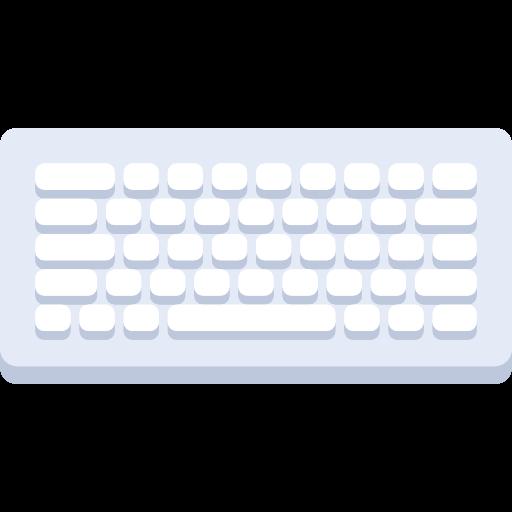 Computer, Keyboard, Technology, Computing, Electronic, Keys Icon