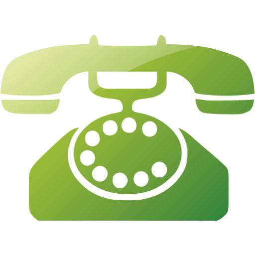 Web Green Phone Icon