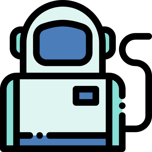 Astronaut Space Suit Png Icon