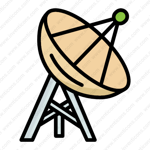 Download Space,satellite,dish,astronomy,space Icon Inventicons
