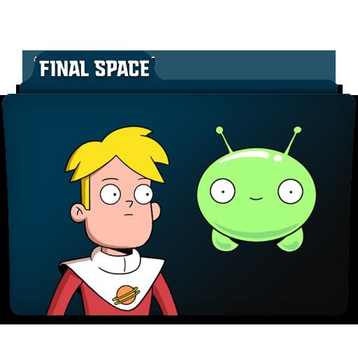Final Space Folder Icon