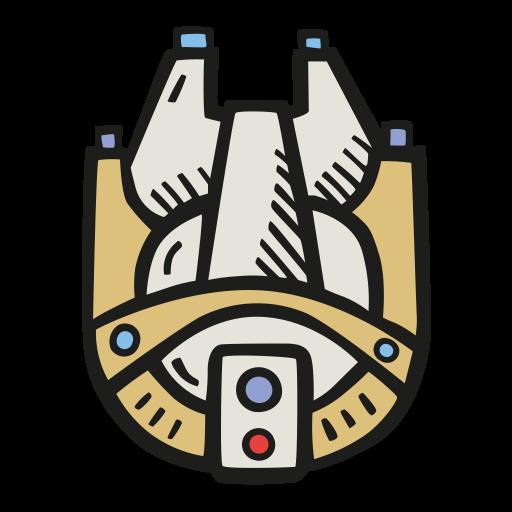 Space Ship Icon Free Space Iconset Good Stuff No Nonsense