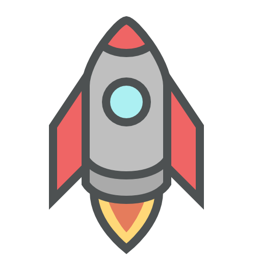 Rocket, Space Icon Free Of Space Icons