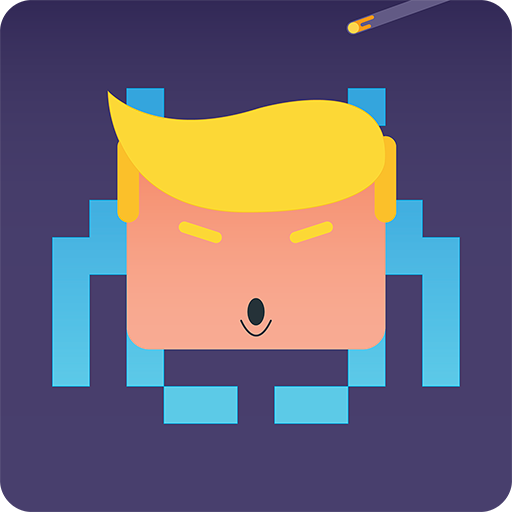 Sekip Games On Twitter Icon For Game With Name Trump Space