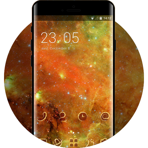 Fantasy Theme Space Sci Fi Ios Wallpaper Free Android Theme U