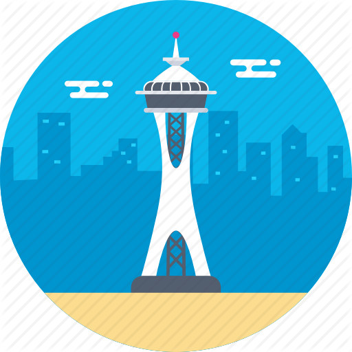 Kerry Park, Queen Anne Hill, Seattle Center, Space Needle