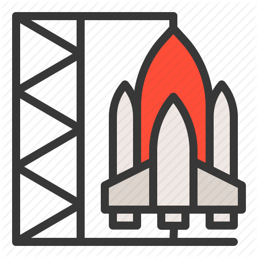 Explorer, Rocket, Space, Space Shuttle, Spaceship Icon