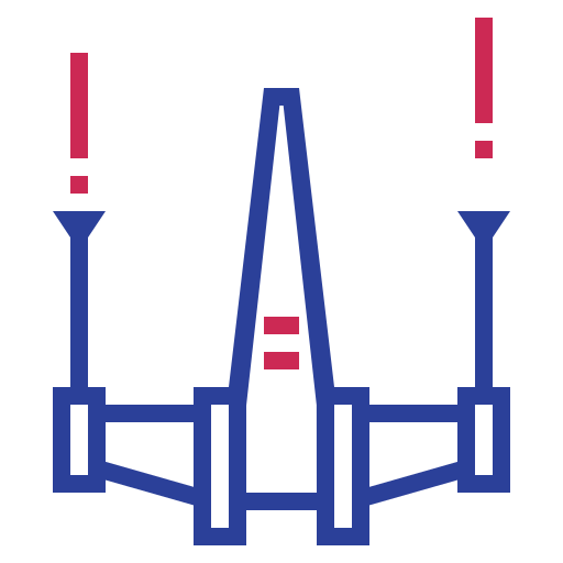 Battle, Ship, Spacecraft, Spaceship Icon Free Of Science