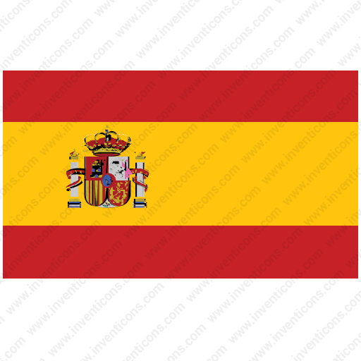 Download Spain,flag Icon Inventicons