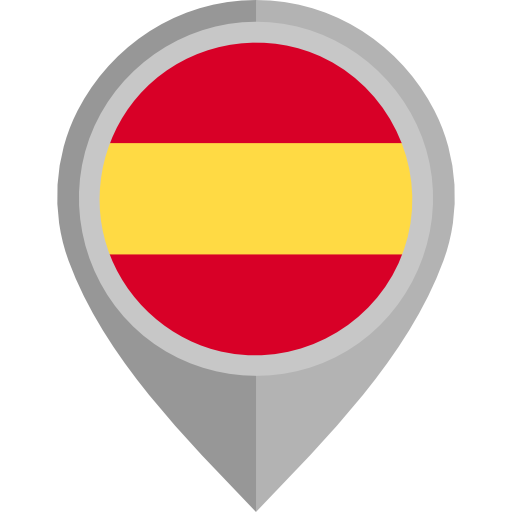 Flag, Spain, Placeholder, Flags, Country, Nation Icon