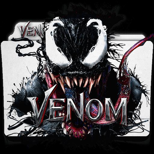 Venom Movie Folder Icon