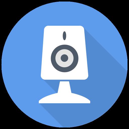 Speaker Icon Free Flat Multimedia Iconset Designbolts