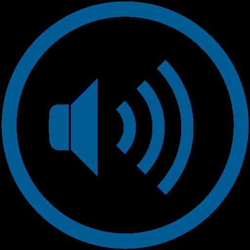 Audio, Sound, Speaker Icon Free Of Super Flat Remix