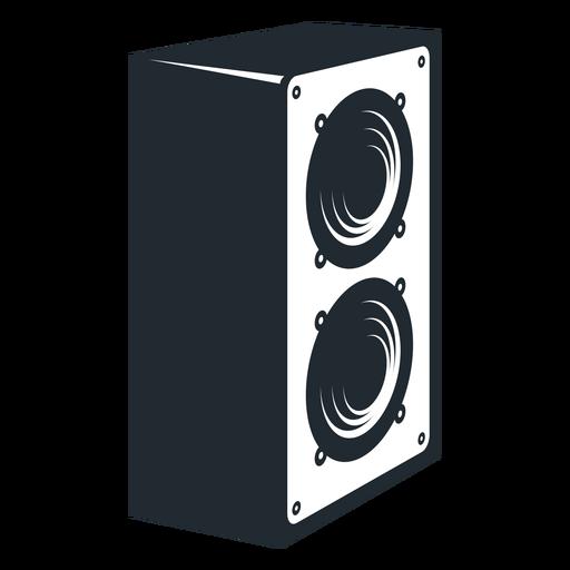 Double Speakers Icon