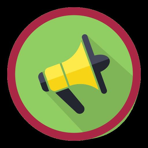 Speaker, Audio, Voice, Music, Sound, Player, Loud Speaker Icon