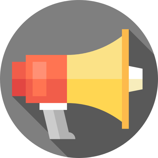 Marketing Speaker Png Icon