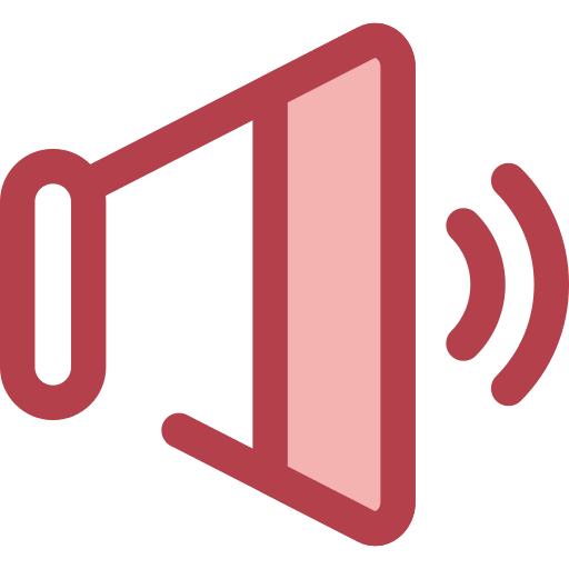 Sound Speaker Png Icon