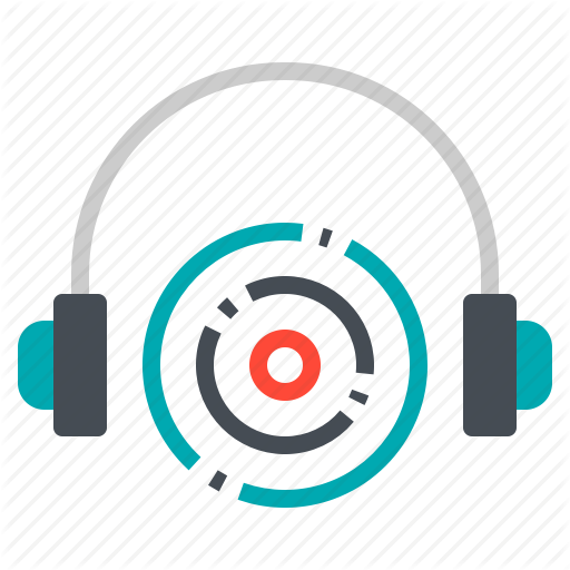 Earphone, Headphone, Listen, Music, Speakerphone Icon