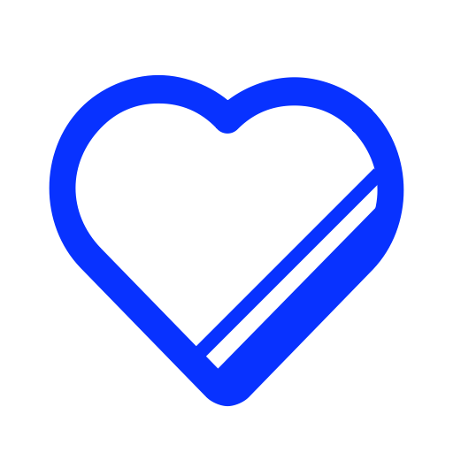 Favourite, Special, Marked, Heart, Love Icon