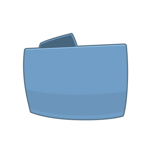 Folder Special Icon Stark Iconset