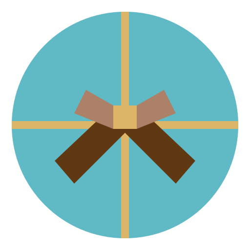 Gift, Circle, Present, Special Icon Free Of Present