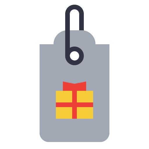 Gift, Label, Present, Special Icon Free Of Present