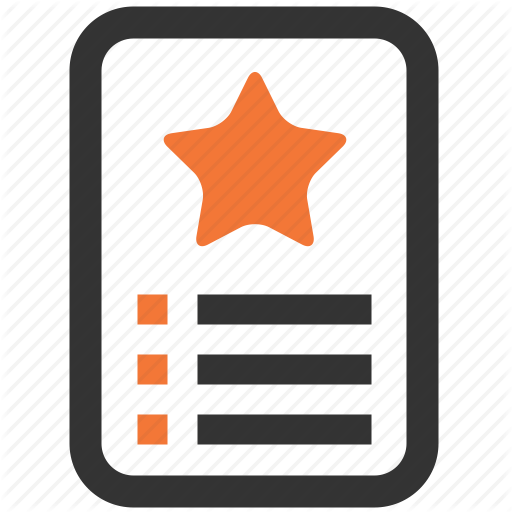 List, Seller, Special, Top Icon