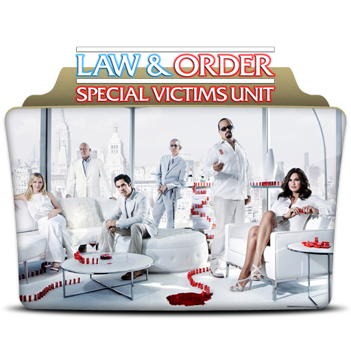 Law And Order Svu Folder Icon Version