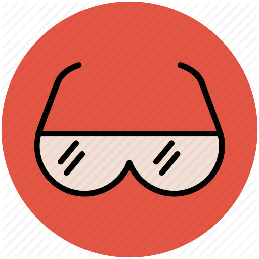 Eyeglasses, Eyewear, Glasses, Goggles, Shade, Specs, Spectacles Icon