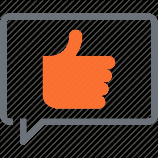 Bubble, Communication, Like, Media, Message, Social, Speech Icon