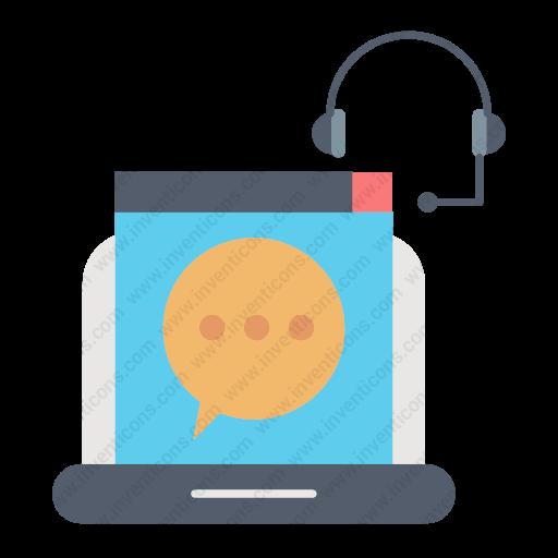 Download Speech Icon Inventicons