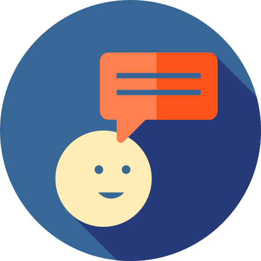 Speaking, Talking, Announcement, Speaker, People, Speech Icon