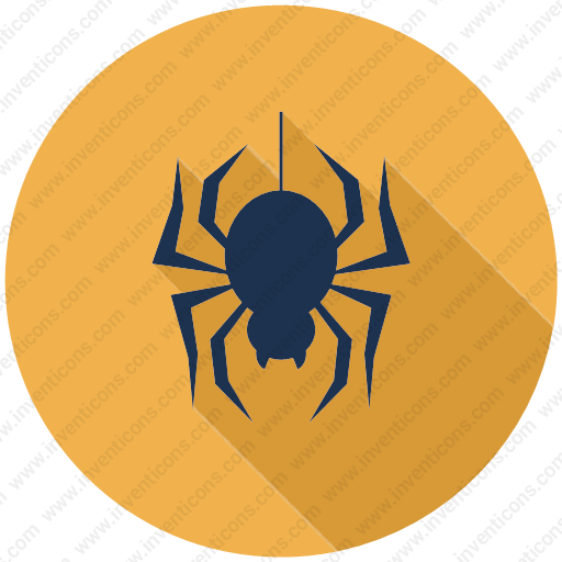 Download Nature,insect,fly,spider Icon Inventicons