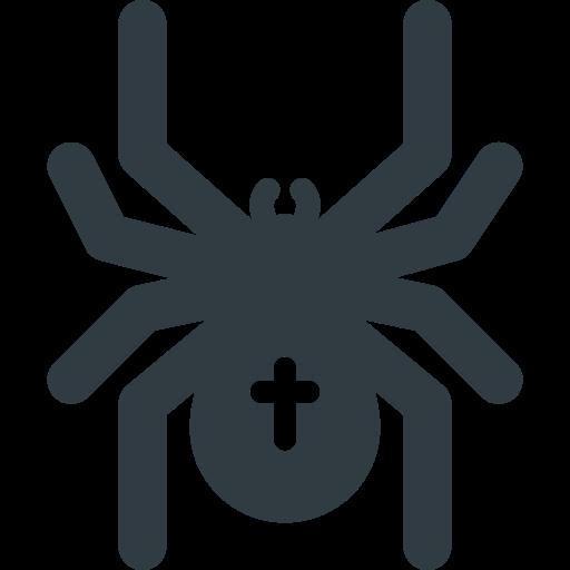 Spider, Halloween Icon