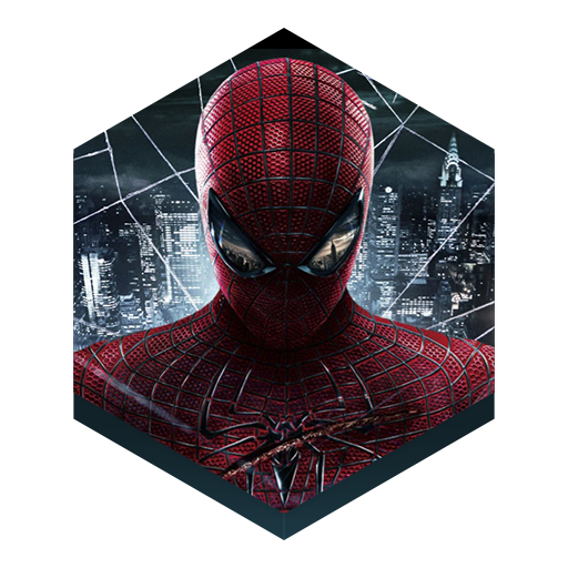 Game The Amazing Spider Man Icon Hex Iconset