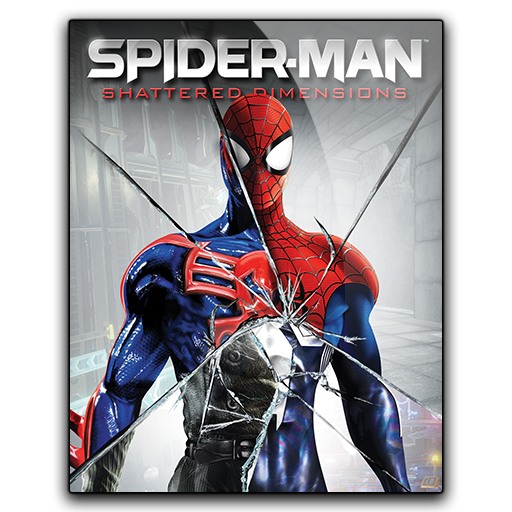 Icon Spider Man Shattered Dimensions