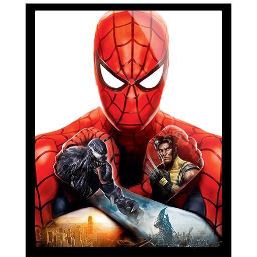 Icon Spider Man Web Of Shadows
